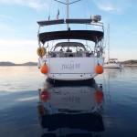 """ÖAMTC Mitglieder des Zweigvereins St. Pölten erhalten beim Chartern unserer Bavaria 45 Cruiser """"JULIA III""""  20% Ermäßigung."""